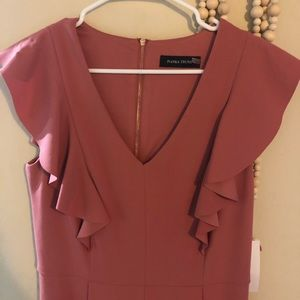 Pink Jumpsuit - never worn with tags
